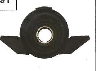 Ford Cortina Centre Bearing - OE REF 71BG4826DB Propshaft Centre Bearing
