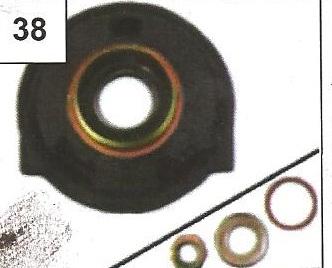 Nissan D21 Pickup OE REF 37521 33G25 Propshaft Centre Bearing