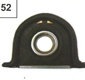 DAF - OE REF 1292157 - C/W LUBE - SOLID RUBBER